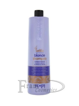 Шампунь для светлых и окрашенных волос Echosline Seliar Blond