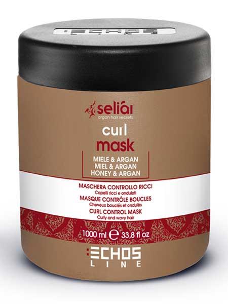 Маска для вьющихся волос Echolsine Seliar Curl 1L