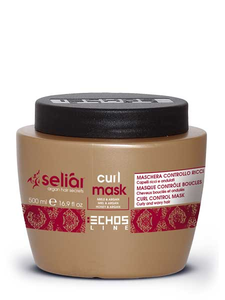 Маска для вьющихся волос Echolsine Seliar Curl 500ml