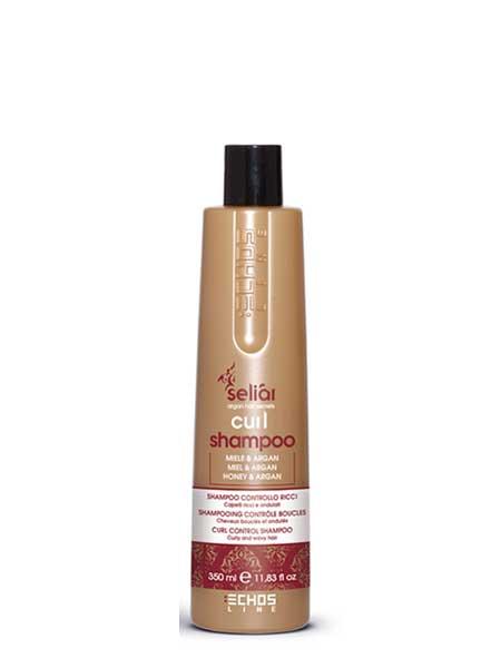 Шампунь для вьющихся волос Echosline. 350ml