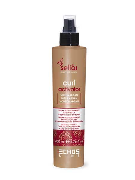 Активатор для вьющихся волос Echosline. 200ml