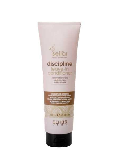 Кондиционер дисциплинирующий для непослушных волос. Echosline 300ml