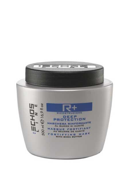 Маска для волос глубокая защита Echosline R+ 500ml