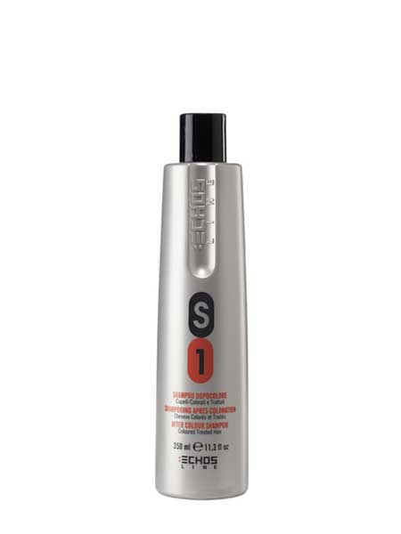 Шампунь Echosline S1 для окрашенных волос 350ml