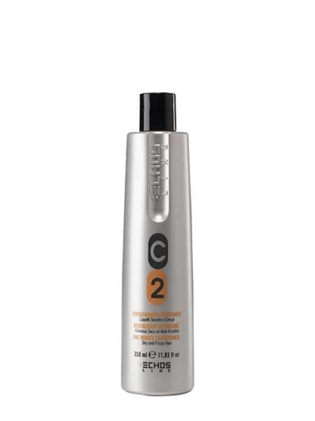 Шампунь для сухих и вьющихся волос Echosline S2 350ml