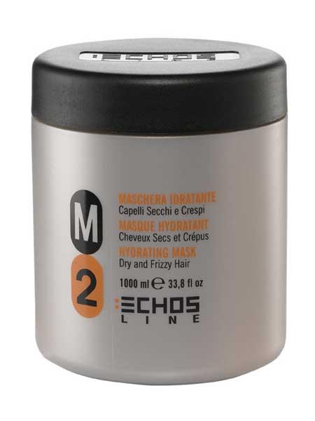 Маска М2 для сухих и ломких волос Echosline 1000ml