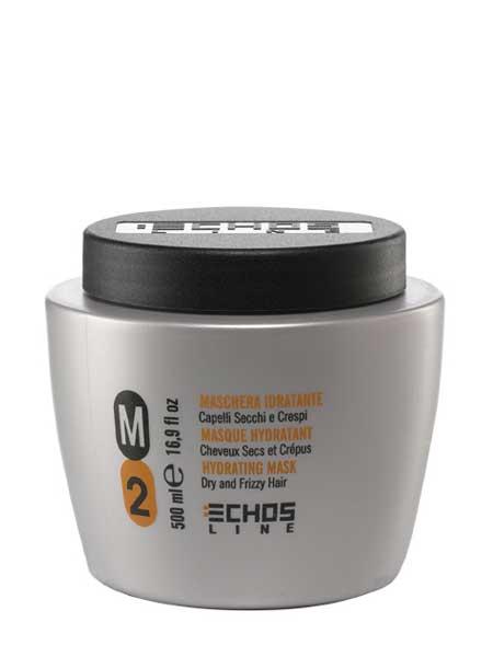 Маска М2 для сухих и ломких волос Echosline 500ml
