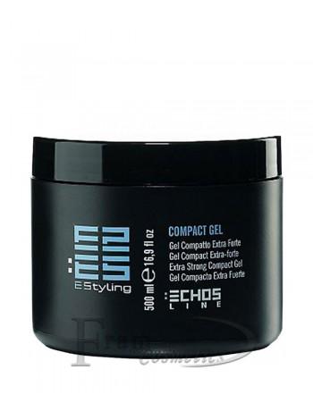 Гель для волос экстрасильной фиксации Echosline Estyling