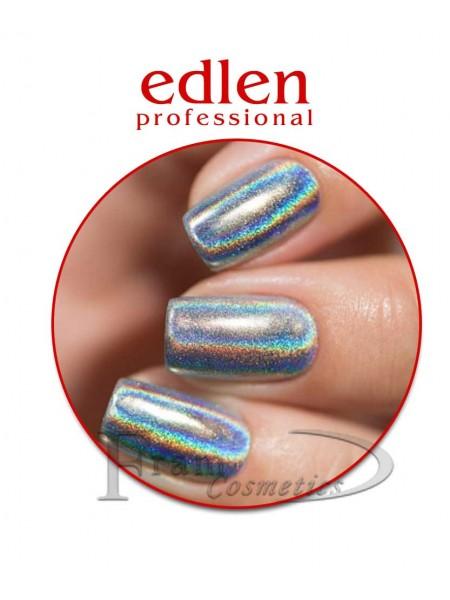 Втирка для ногтей Edlen голографик (банка)