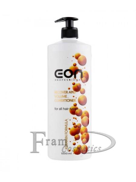 Кондиционер для волос Eon Восстановление и объем
