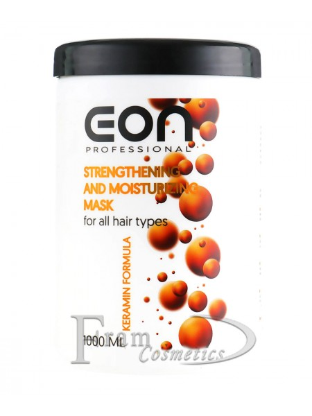 Маска для волос укрепление и увлажнение EON Professional