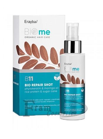 Органический лосьон для лечения волос Erayba BIOme B11