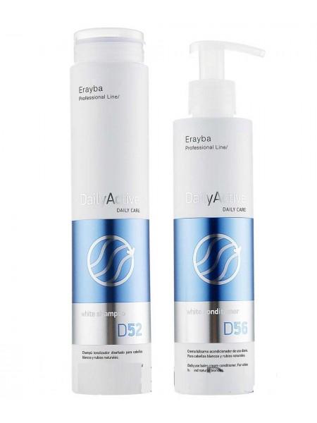 Набор для осветленных волос Erayba D52/D56