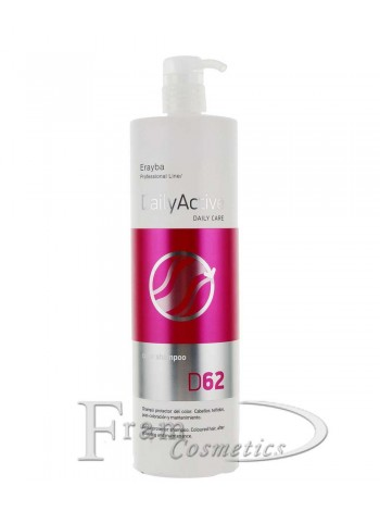 Шампунь для окрашенных волос Erayba D62 Color Factor