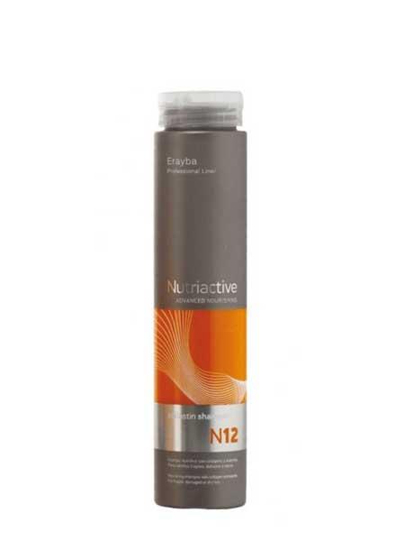 Шампунь для сухих и поврежденных волос Erayba NC 12 250ml