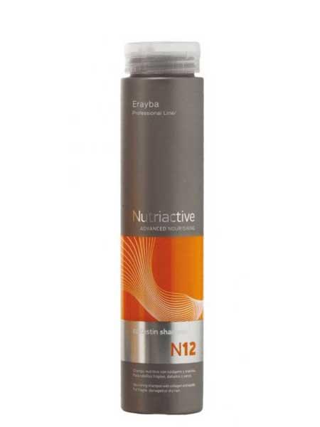 Шампунь для сухих и поврежденных волос Erayba NC 12 500ml