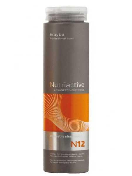 Шампунь для сухих и поврежденных волос Erayba NC 12 1L