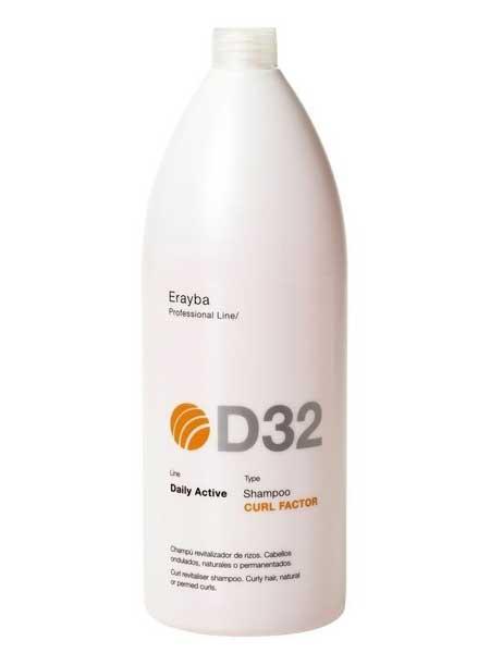Шампунь для вьющихся волос Erayba D32 1.5L