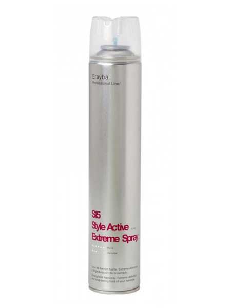 Лак сильной фиксации Erayba Extreme Spray S15 500ml