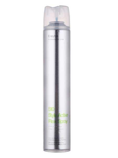 Лак средней фиксации Erayba Flex Spray S10 500ml