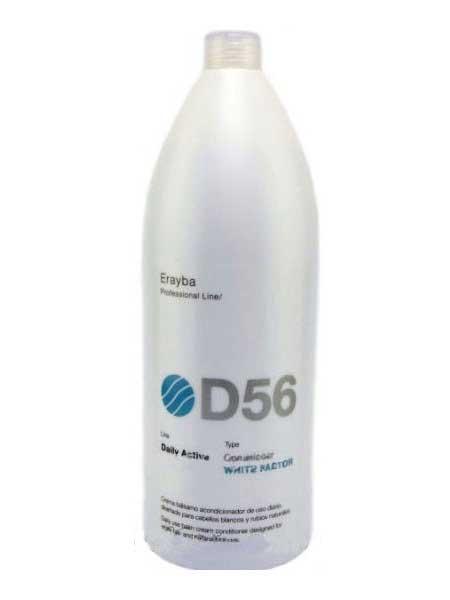 Кондиционер для седых и осветленных волос Erayba D56