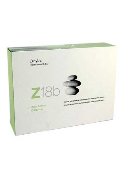 Ампулы против жирных волос Erayba Z18b