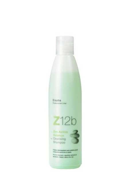 Шампунь против жирных волос Erayba Z12b 250ml