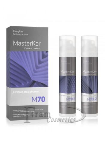 Набор для выпрямления волос Erayba М70 Kerafruit