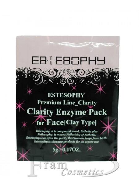 Маска для лица с Энзимом Estesophy 5g