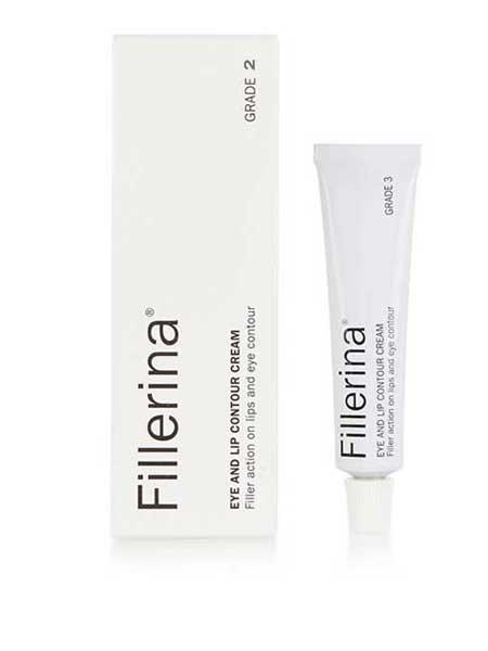 Крем для губ и век Fillerina 15ml Уровень 2
