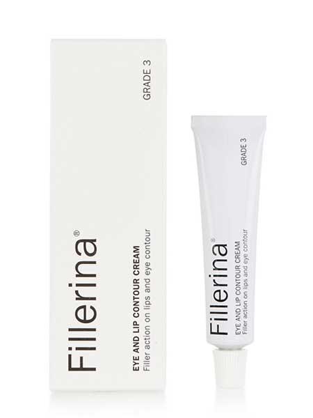Крем для губ и век Fillerina 15ml Уровень 1