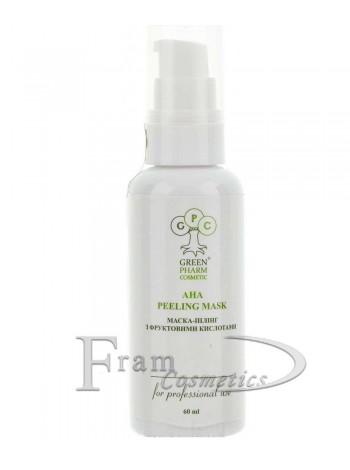 Маска-пилинг с фруктовыми кислотами Green Pharm Cosmetic
