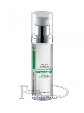 Фитогель от акне и комедонов Green Pharm Cosmetic