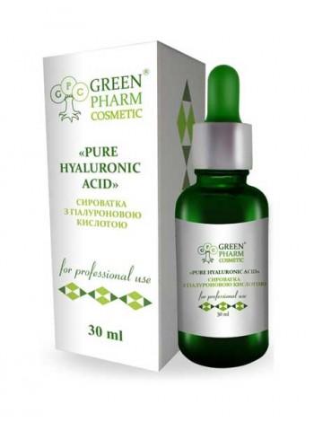 Сыворотка с гиалуроновой кислотой Green Pharm Cosmetic Pure Hyaluronic Acid