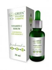 Сыворотка с витамином C Green Pharm Cosmetic