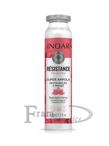 Ампула для мгновенного восстановления Inoar Resistance