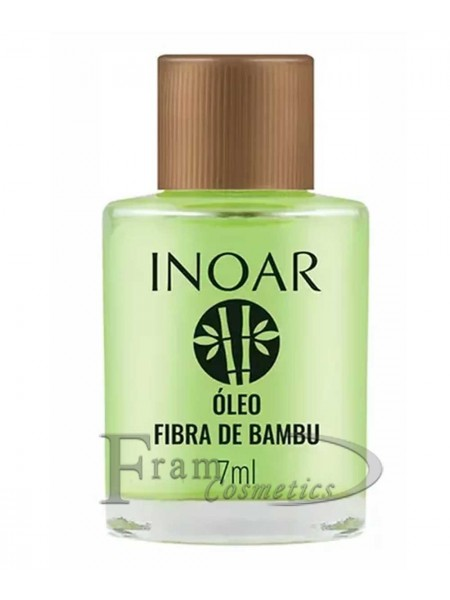 Масло для волос бамбук Inoar Resistance Bamboo Fiber