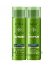Кератин для выпрямления волос Inoar Vegan Keratin Thermoliss