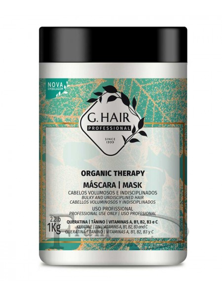 Холодный органический ботокс для волос Inoar G-Hair B-tox Organic Therapy