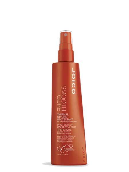 Термозащита разглаживающая для кудрявых волос Joico 150ml