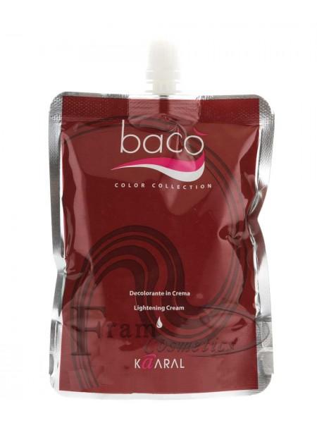 Осветляющие сливки для волос Kaaral Baco