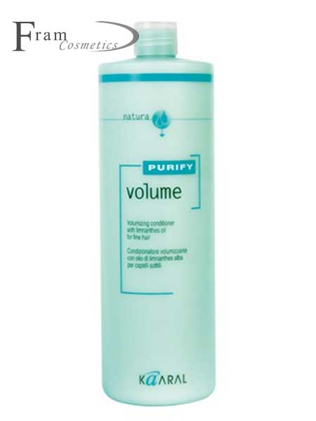 Кондиционер для объема волос Kaaral Purify Volume 1000ml