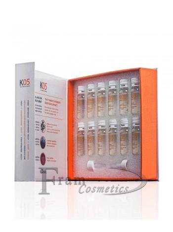 Лосьон для восстановления баланса секреции сальных желез Kaaral K05