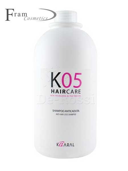 Шампунь против выпадения волос KAARAL 1L