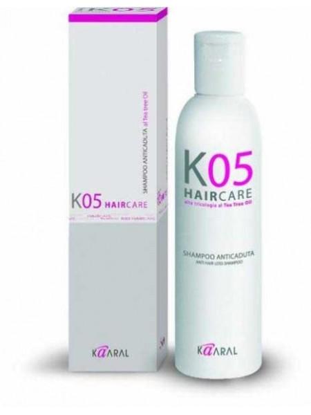 Шампунь против выпадения волос KAARAL 250ml