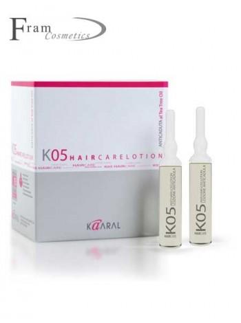 Лосьон против выпадения волос KAARAl 12*10ml