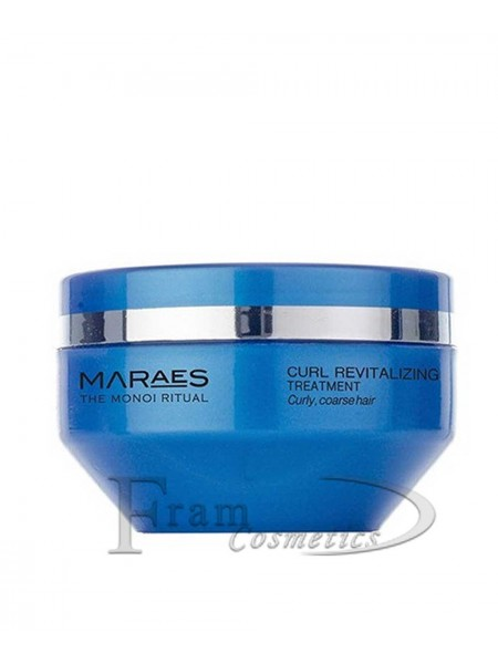 Маска для кудрявых волос KAARAL Maraes