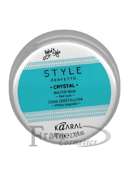 Кристаллический воск на водной основе Kaaral Style Perfetto Crystal