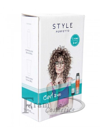 Набор Kaaral Style Perfetto Curl Duo Kit