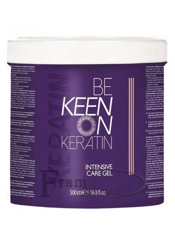 """Гель для волос """"Интенсивный уход"""",Keen Keratin"""